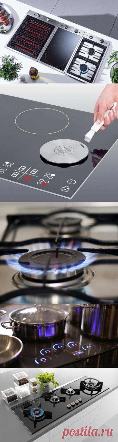 Как выбрать варочную панель | Техника для кухни