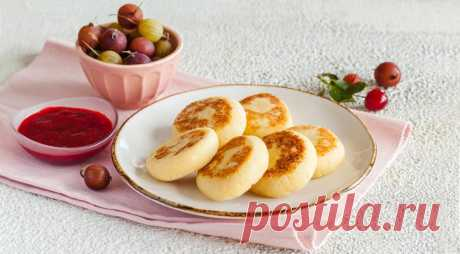 Классические сырники. Пошаговый рецепт с фото на Gastronom.ru