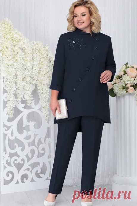 Мода для полных женщин за 50 в 2020 году: осень-зима, фото стильных образов
