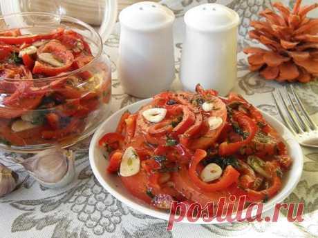 Рецепты помидоров по-корейски быстрого приготовления и на зиму