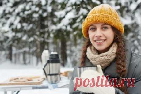 5 вариантов блюд и напитков для зимних прогулок
