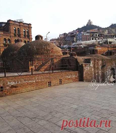Рассказ о Тбилиси, что можно успеть посмотреть за 3 дня