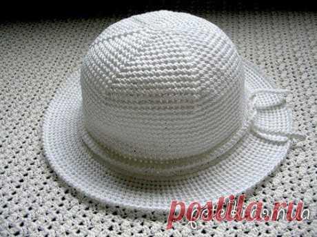 Крахмалим шляпку в микроволновке Как быстро и надолго накрахмалить шляпку или панаму. На литр холодной воды берём 2 ст л крахмала, выливаем в ёмкость, которую можно ставить в микроволновку, воду с крахмалом быстро размешиваем, кладём туда шляпку, чтобы полностью была в растворе. Ставим в микроволновку на 5 мин на полную