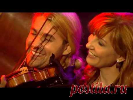 """Live from Hannover - David Garrett plays Stop Crying your Heart out - """"Music"""" Deluxe Edition!"""
