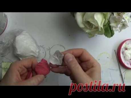 Отличный КЛЕЙ!  для варки Холодного Фарфора.  Excellent glue! For cooking Cold Porcelain