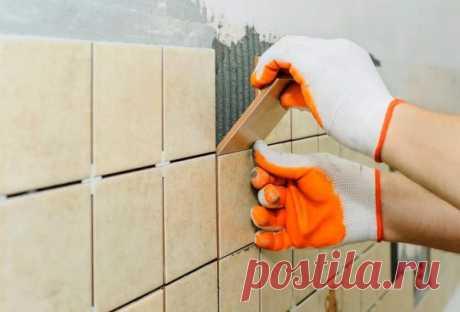 Как быстро положить плитку на стены: экспресс-метод, проверенный профессионалами