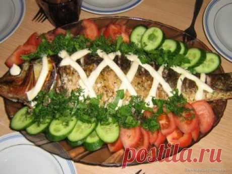 The best recipes from Karp and Sazana
