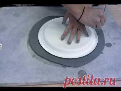 soft slab plate