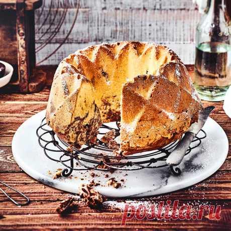Marmorkuchen - Rezept | EDEKA