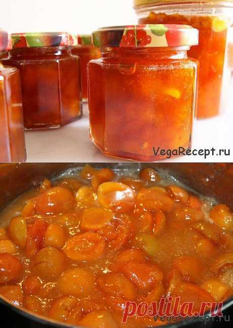 Абрикосовое варенье. Пошаговый фото рецепт варенья из абрикосов.