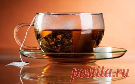 Выпили чай – оставьте пакетик