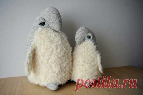 Теплые пингвины (?)