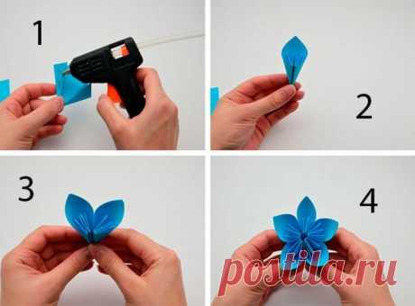 Кусудамы - шары счастья — Сделай сам, идеи для творчества - DIY Ideas