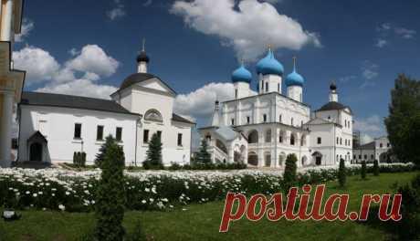 Исторические места Подмосковья Москва