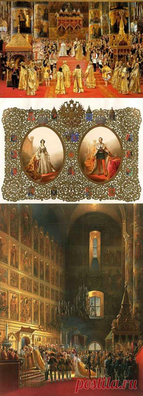 (+1) тема - Coronation of Russia | Искусство