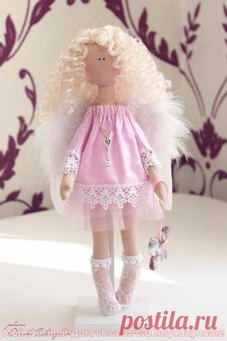 Милейшая интерьерная куколка Ангелок по мотивам Сьюзен Вулкотт Милейшая интерьерная куколка Ангелок по мотивам Сьюзен ВулкоттМилейшая интерьернаякуколка Ангелок по мотивам Сьюзен Вулкотт
