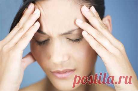 Избавление от головной боли без лекрств / Все для женщины