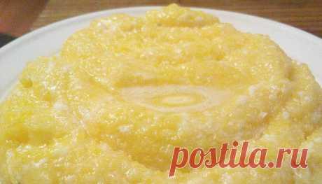 Кукурузная каша в мультиварке - рецепты приготовления с фото и видео