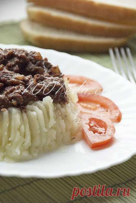 Вкусный рецепт приготовления печенки - Быстрый обед и ужин . 1001 ЕДА вкусные рецепты с фото!