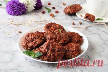 Овсяное печенье пп из овсяных хлопьев рецепт с фото пошагово - 1000.menu
