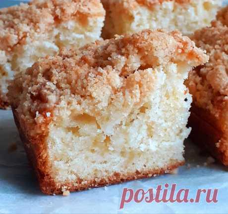 🌸 Простой и Очень Вкусный Пирог к Чаю! Яблочный Пирог на Скорую Руку! Без Миксера!