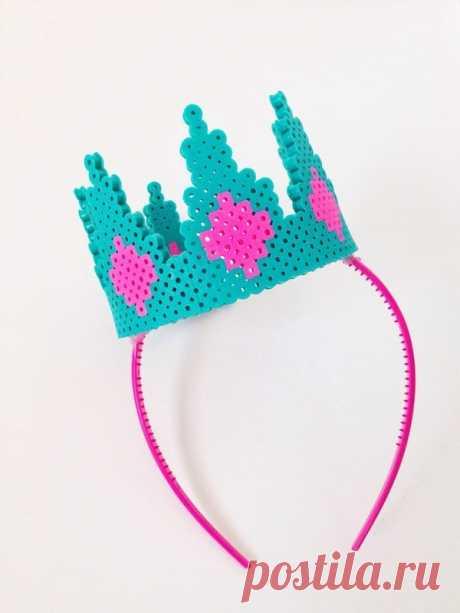 Корона для маленькой принцессы (Diy)