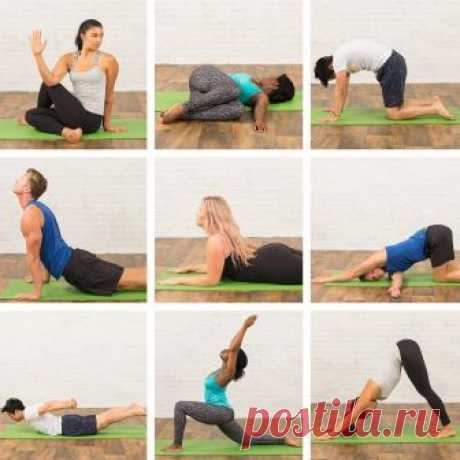 Goodful - Yoga Poses for Back & Neck Pain Relief | Facebook