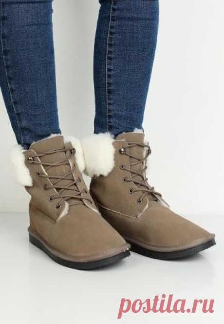 Ботинки Nobbaro купить за 1 470 руб NO021AWXRO32 в интернет-магазине Lamoda.ru