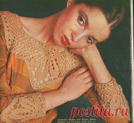 Воротнички плюс манжеты - модный винтаж - Ярмарка Мастеров - ручная работа, handmade