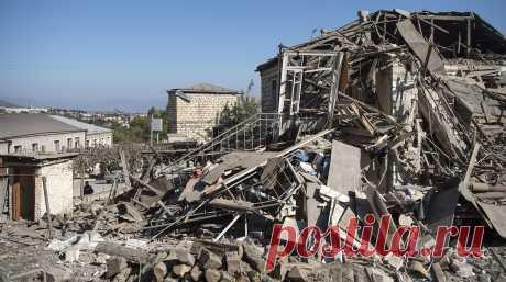 23.10.20-НАТО призвало Турцию использовать свое влияние для снижения напряженности в Карабахе - Газета.Ru