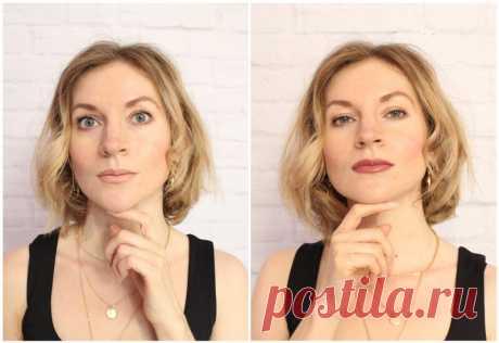 Главная фишка в макияже для нависшего века | Леди Лайк | Яндекс Дзен