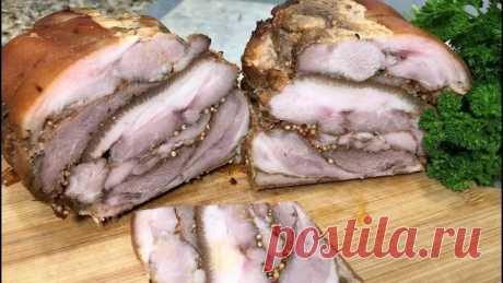Мясо ФУРОР для праздника и бутербродов.