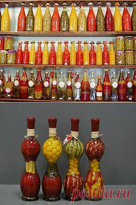 Декоративная бутылка ...