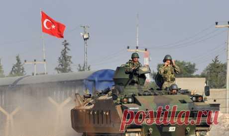 Багдад потребовал от Анкары полного вывода турецких войск | Русская служба новостей