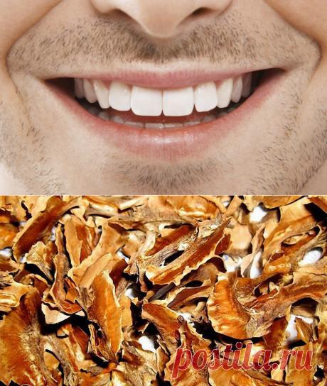 1 простое средство избавит Вас от зубного камня!