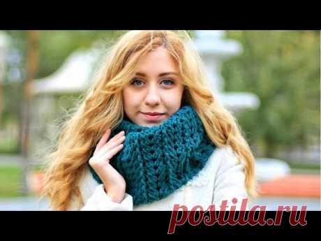 Узор для шарфа (№ 44)