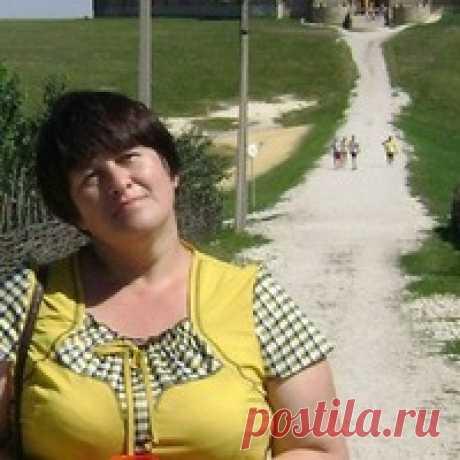 Марина Смыкалова