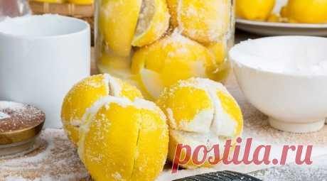 Cortaba el limón y dormía por su sal. Cuando he visto el resultado — esto ha hecho mismo