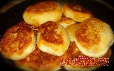 Как приготовить картофельные зразы - рецепт, ингредиенты и фотографии