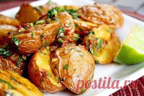 Как приготовить самый вкусный картофель