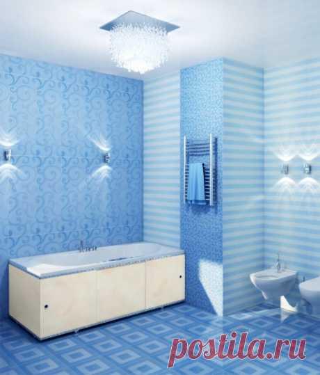 Пластиковые панели для ванной - 115 фото стильных приемов дизайна и варианты оформления панелями