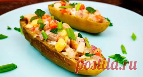 Интересный способ использовать соленые огурцы в салате + рецепт пикантного зимнего салата с сельдью!