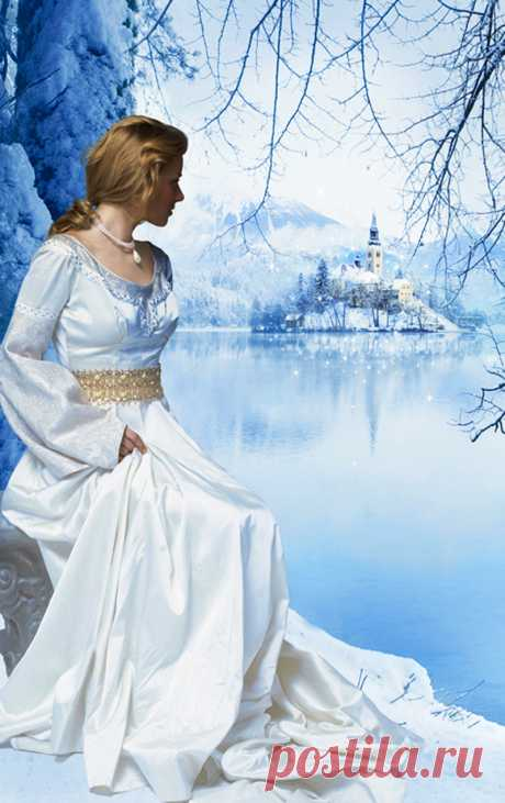Время года - Любовь...\ иллюстрации Aleta Rafton