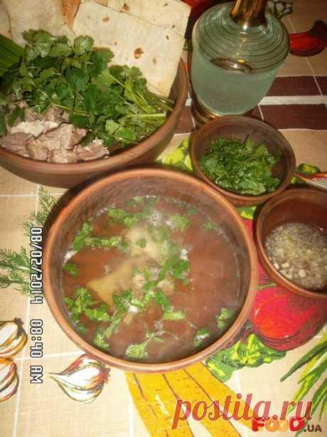 Рецепт хаш из баранины