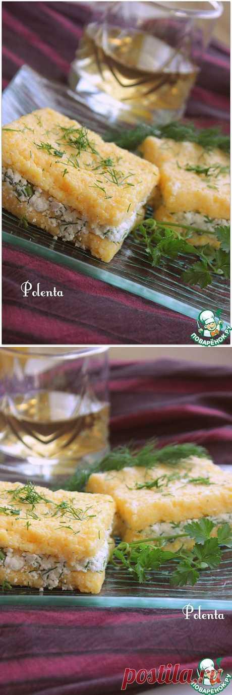 Полента - кулинарный рецепт