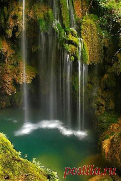 Красивые фото водопадов мира!   Мой мир в фотографиях