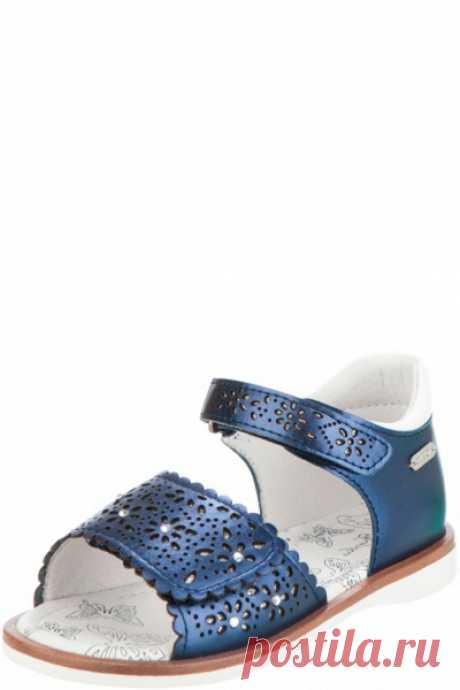 Красивые сандали для детского сада фирмы Капика.Носим второй год и как новые.