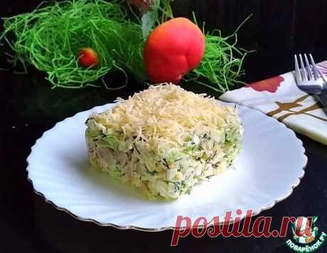 Салат «Настроение» – кулинарный рецепт