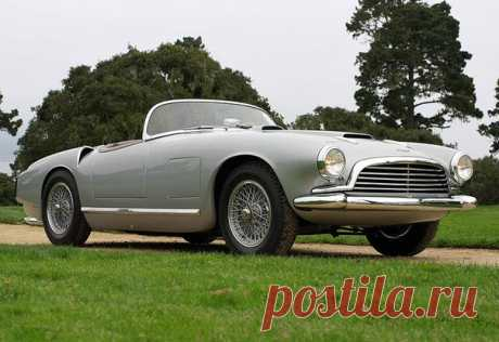 Aston Martin DB2/4 Touring Spyder (MkII) 1956'