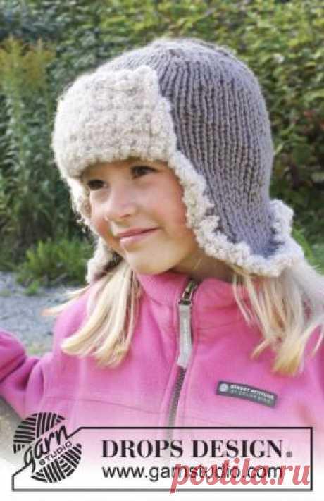 Шапка-ушанка для ребенка Теплая шапка-ушанка для ребенка, связанная на спицах из шерстяной пряжи, согреет ушки вашего малыша даже в самые лютые морозы. Описание...
